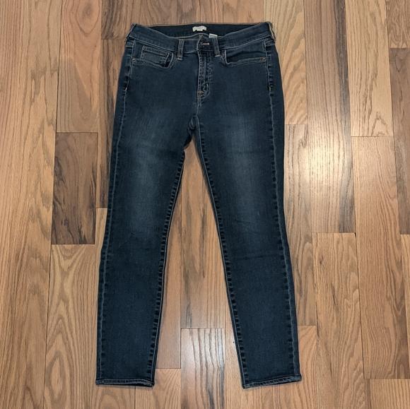 J Crew Skinny Stretch Jeans Sz 27